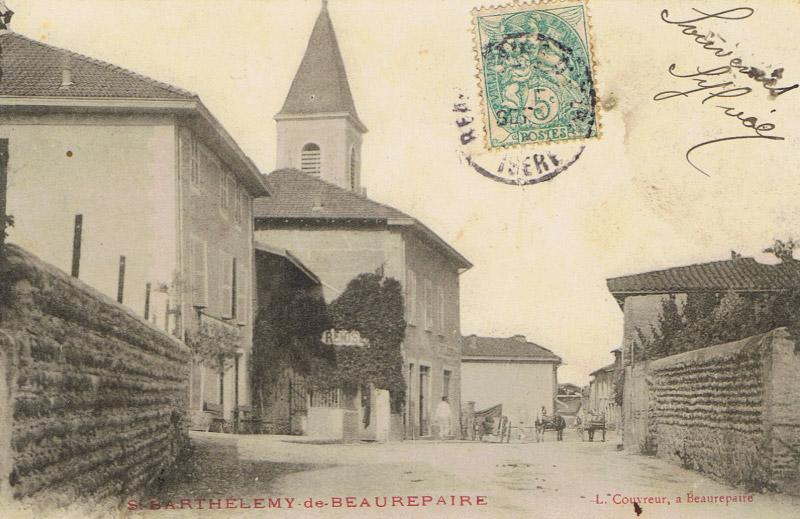 l'histoire de Saint-Barthélémy